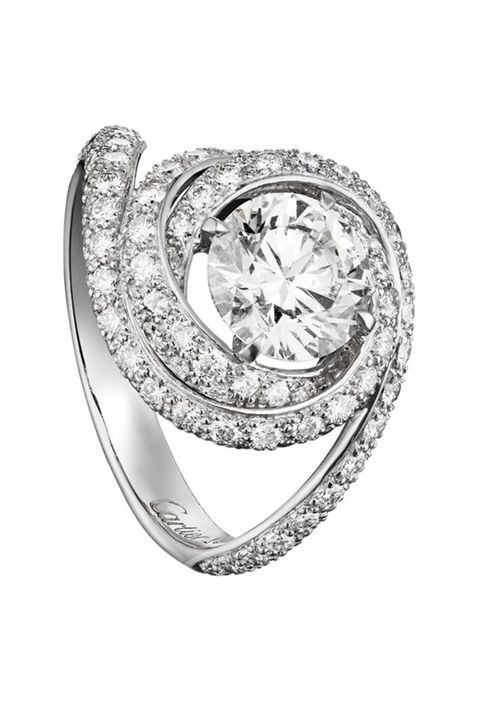 Best Engagement Rings Cartier