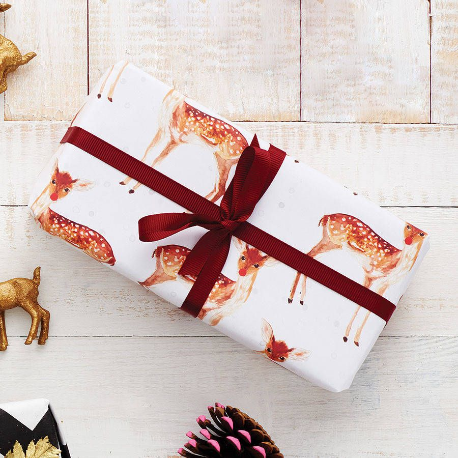The best eco-friendly wrapping paper for Christmas