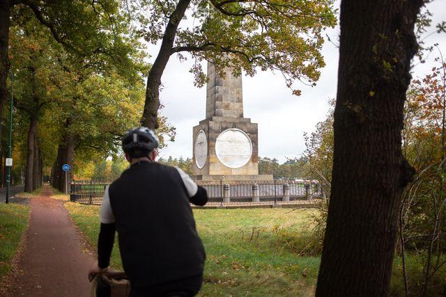 tourist bikerider