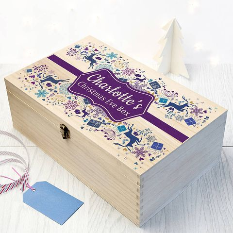 Christmas Eve Boxes Ideas.Best Christmas Eve Box Ideas What To Put In A Christmas