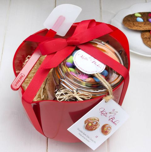 Baking Mix Gift Set, Baking Mix, Mixing Bowl And Spoon