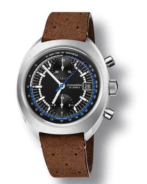 Oris Chronoris Williams 40th Anniversary, formula 1, oris, reloj, relojes