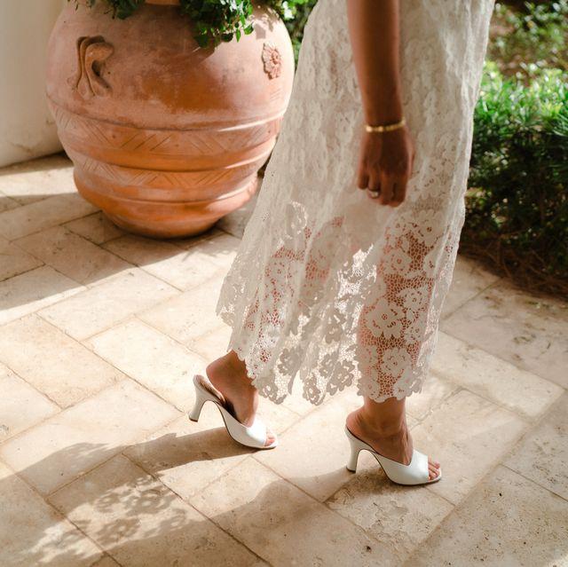 olivia rae james wedding shoes photography