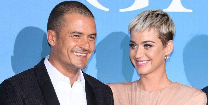 Katy Perry En Orlando Bloom Hebben Een Dochter Gekregen