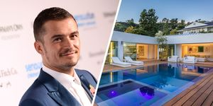 La casa en Beverly Hills de Orlando Bloom