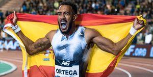 OrlandoOrtega gana la Liga de Diamante 2019