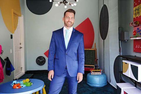 Suit, Room,