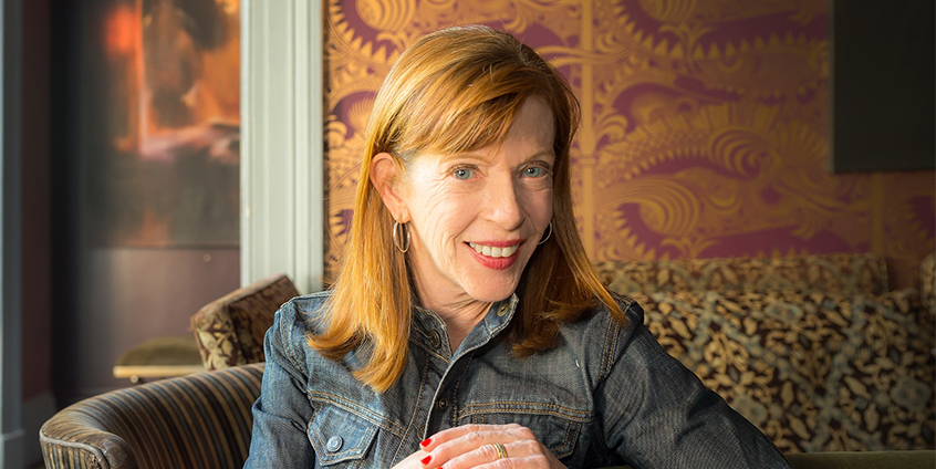 Author Susan Orlean Explains What Inspired Her to Write Her Eighth Title, The Library Book