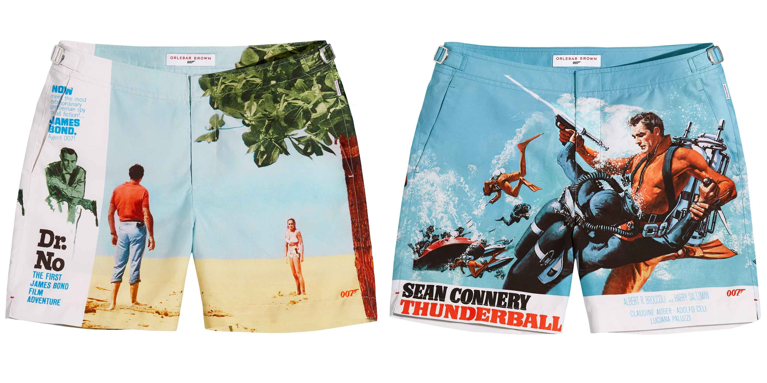 c9630f959732d Orlebar Brown Just Turned Your Favorite James Bond Movies Into Swim Trunks