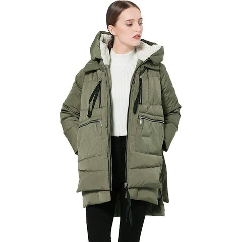Clothing, Outerwear, Jacket, Hood, Parka, Coat, Sleeve, Fur, Khaki, Puffer,