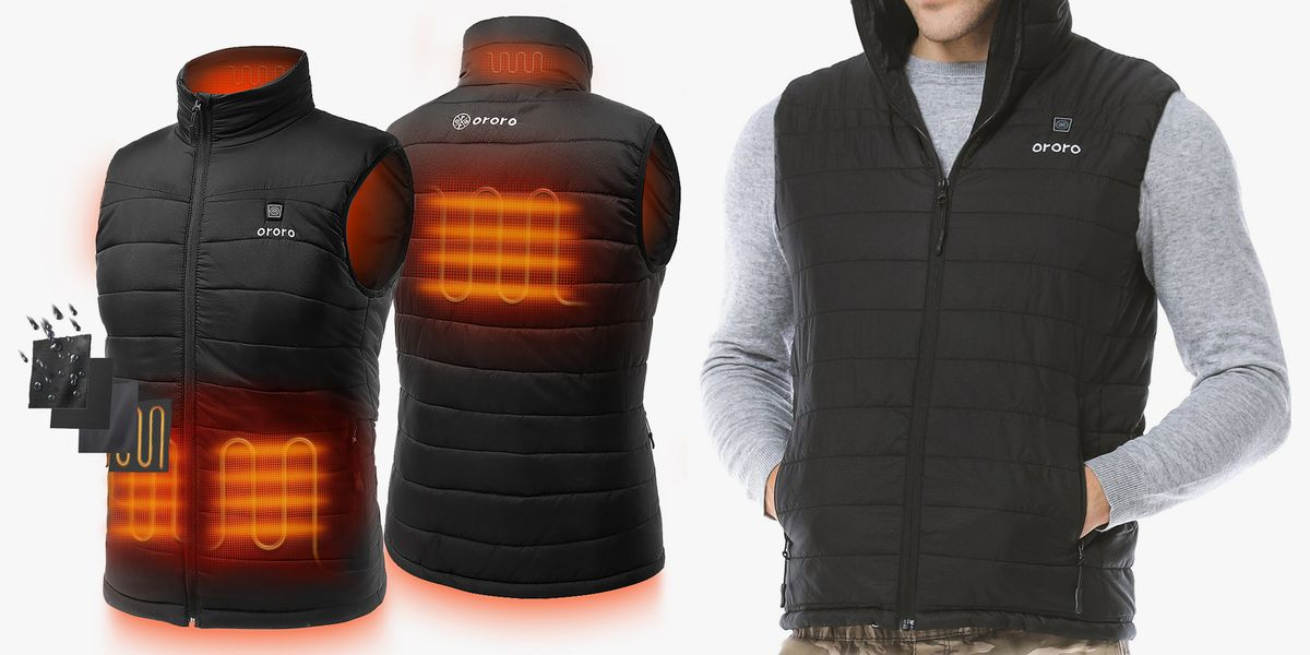 This Heated Vest Will Keep You Riding Outside All Winter Long