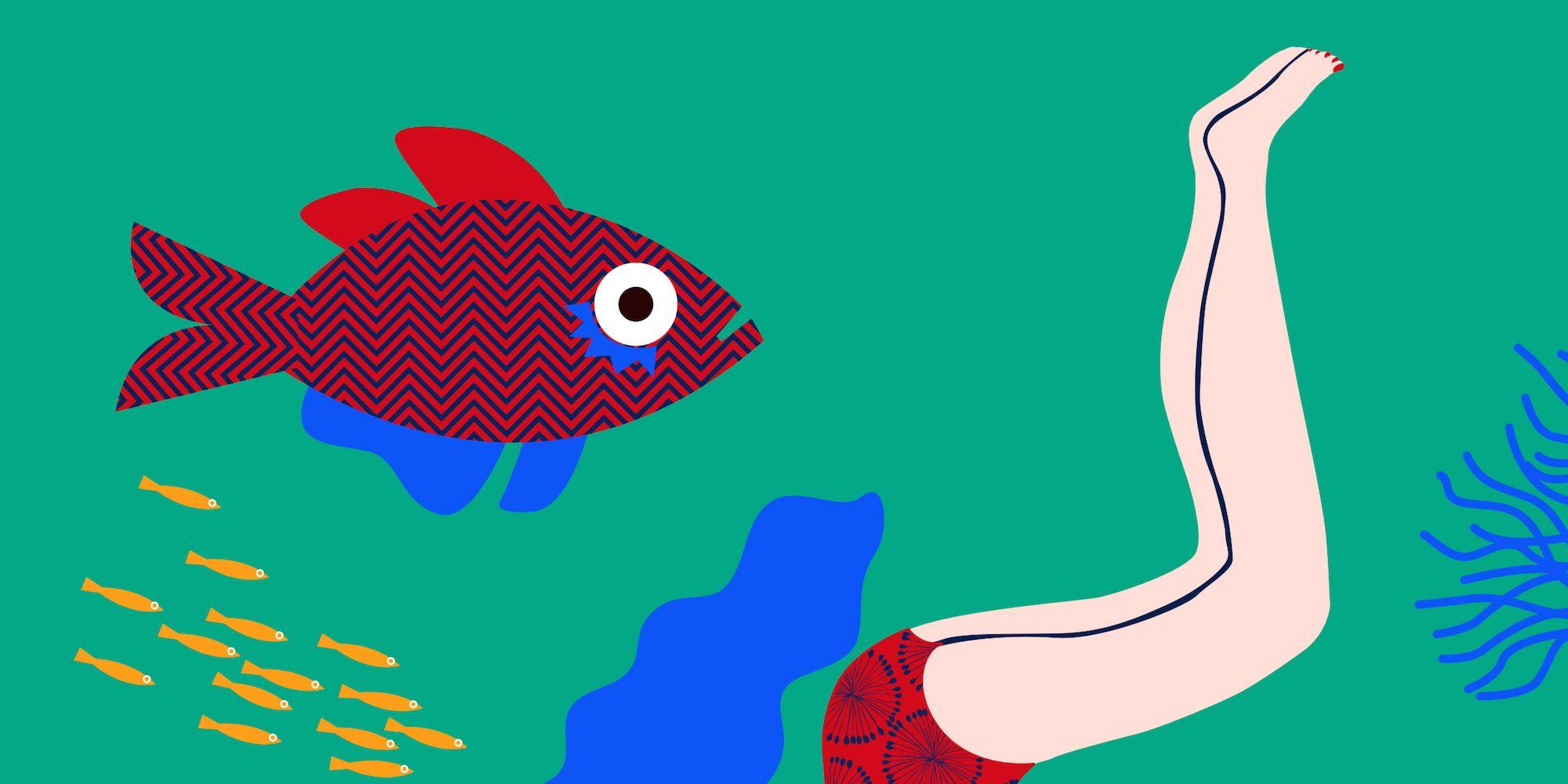 Pesci di Costanza Agnese