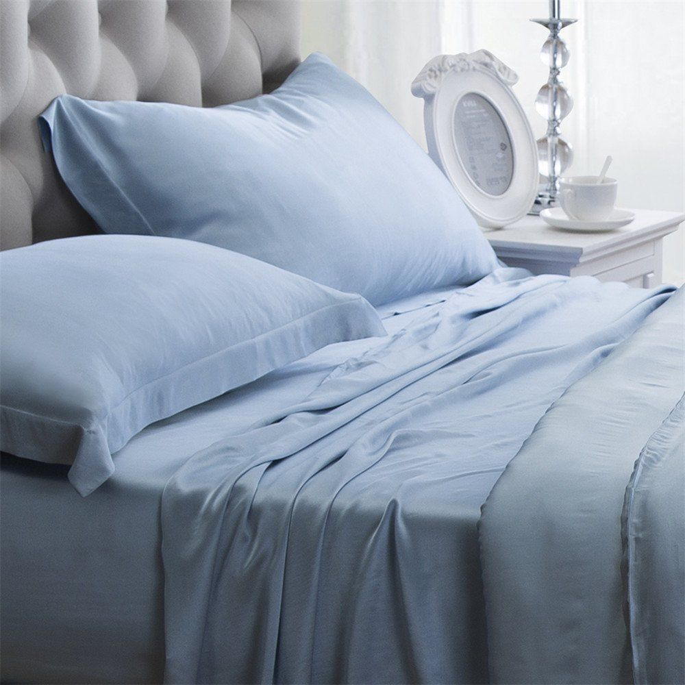 $299.00. BUY NOW. This Smooth, Long Fiber Silk Sheet Set ...