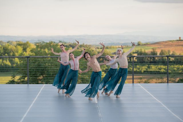 il centro di danza internazionale orsolina28 nel monferrato