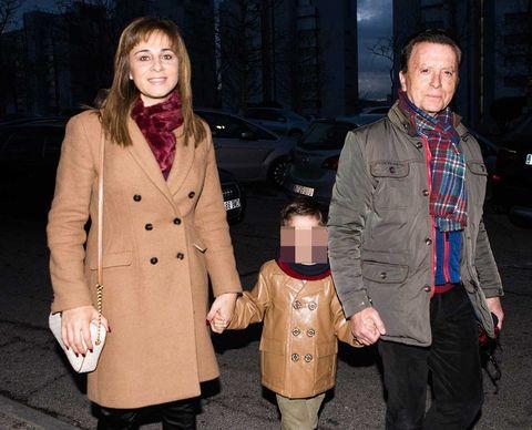La familia de Rocío Jurado, cada uno por su lado