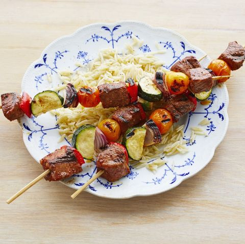 orzo recipes kabobs