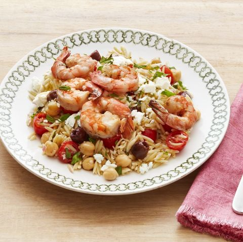 orzo recipes shrimp