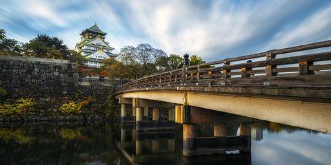 Osaka Japan stedentrips