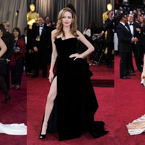 Red carpet, Dress, Fashion model, Carpet, Gown, Clothing, Shoulder, Flooring, Fashion, Event,