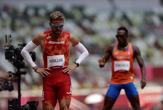 oscar husillos, 400 metros lisos, juegos olimpicos de tokio