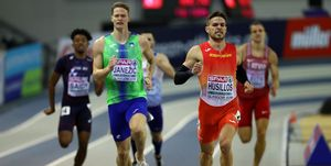 2019 European Athletics Indoor Championships - Day One