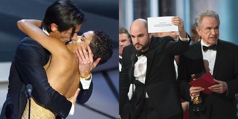 34 of the Biggest Oscar Scandals Ever