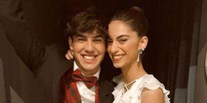 Óscar Casas y Begoña Vargas confirman su romance