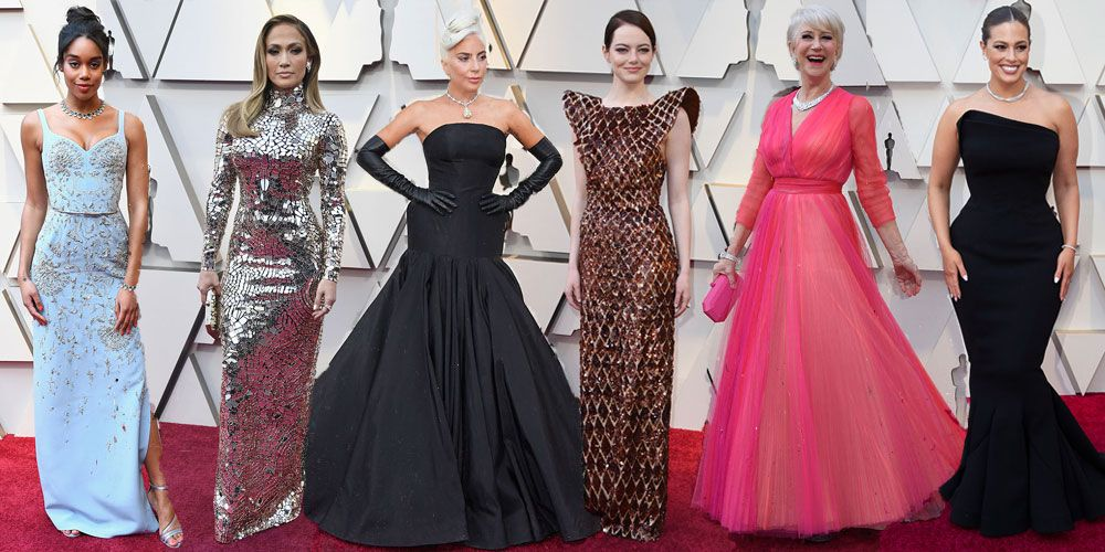6ff5b94ead422 Oscars 2019: all the best dresses from the red carpet