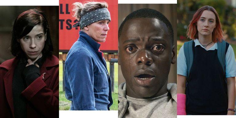 Resultado de imagem para oscar 2018 nominees screenplay