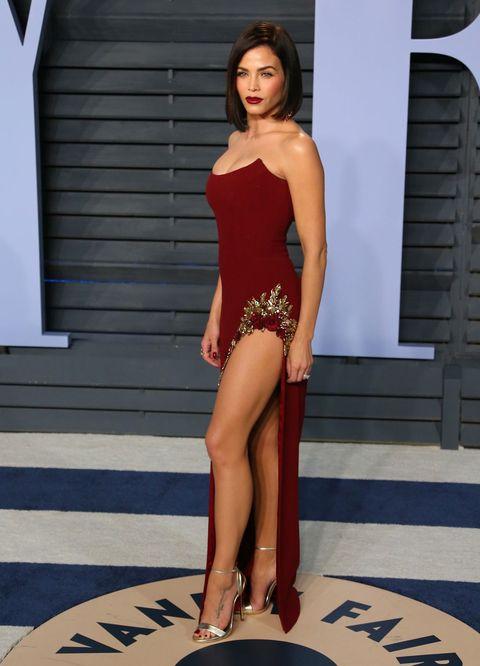 Oscars 2018 Naked Dresses