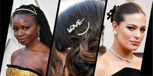 Oscars 2019 hair accessories