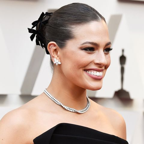 hair accessories at the Oscars 2019