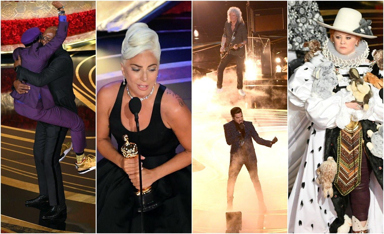 Lo más… de los Oscars 2019 - Los mejores momentos