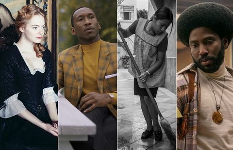 Oscars 2019 Favoritas