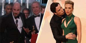 oscars awkward moments