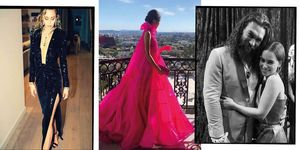 oscars best celebrity instagrams