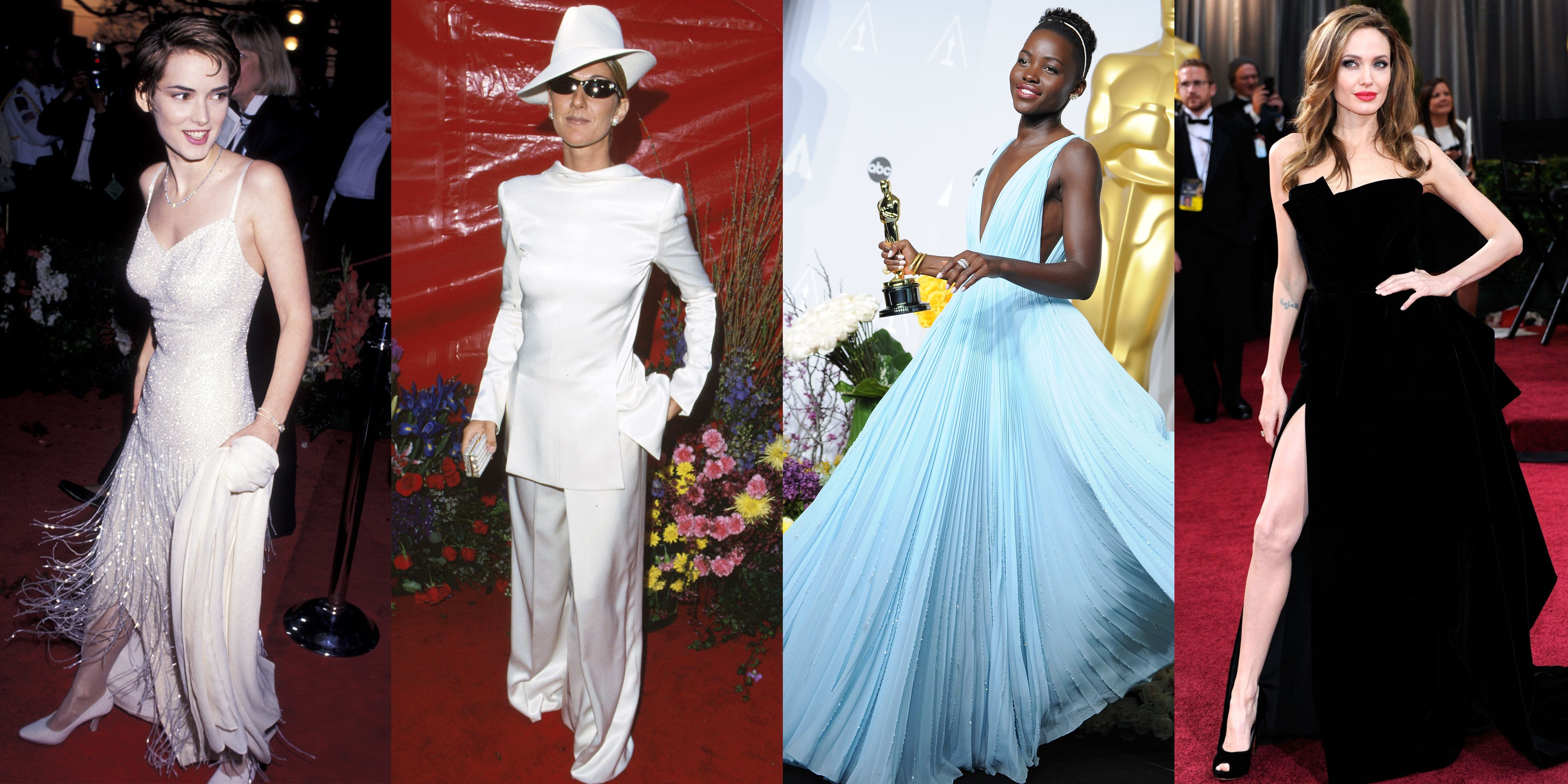 The Most Stunning Oscars Dress From the Year You Were Born