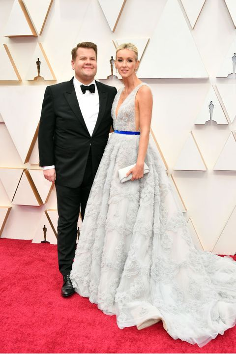 All the cutest couples from the Oscars red carpet