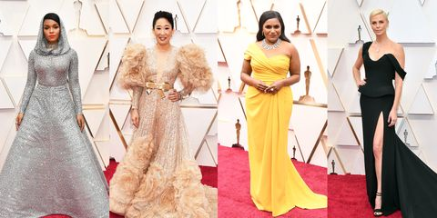 Red carpet, Carpet, Fashion model, Dress, Clothing, Gown, Flooring, Fashion, Yellow, Haute couture,