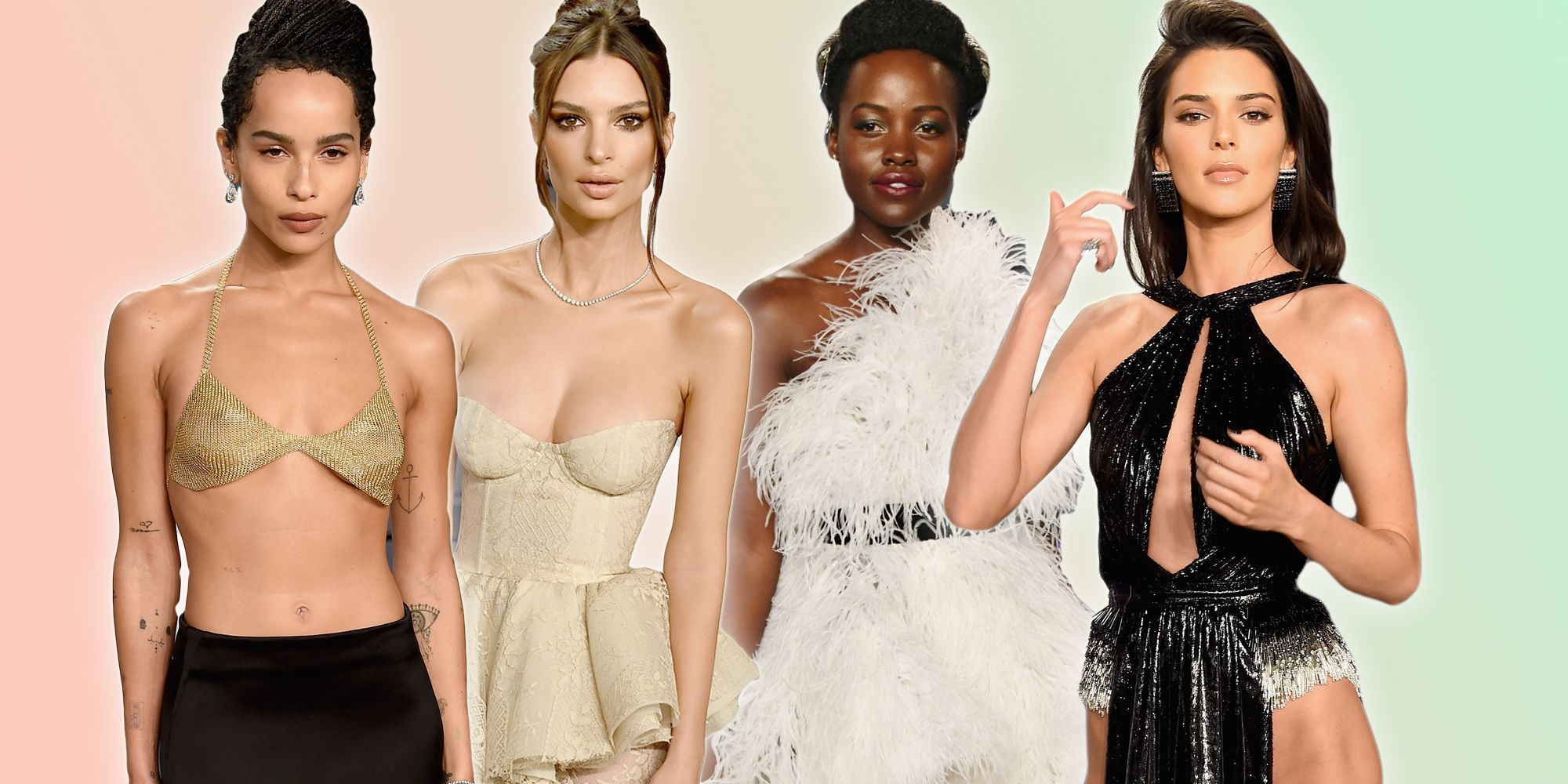 oscars after party dresses