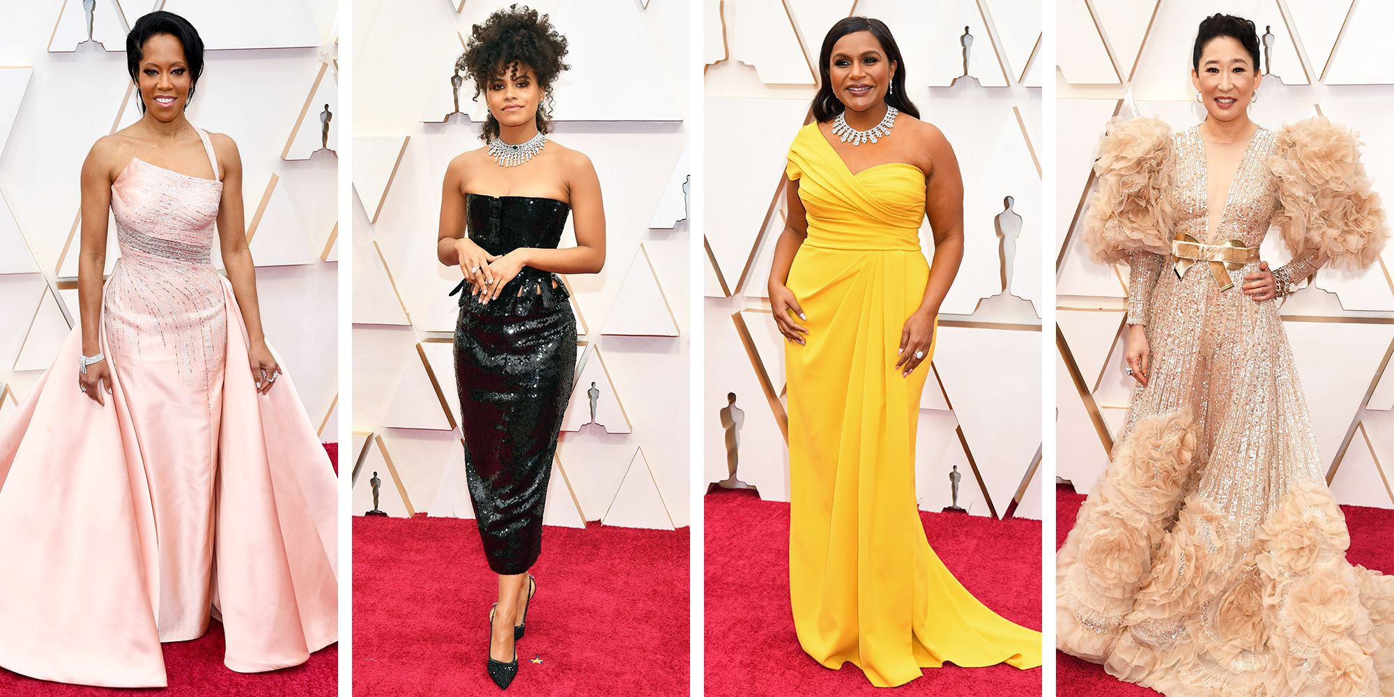 All the Looks From the 2020 Oscars Red Carpet