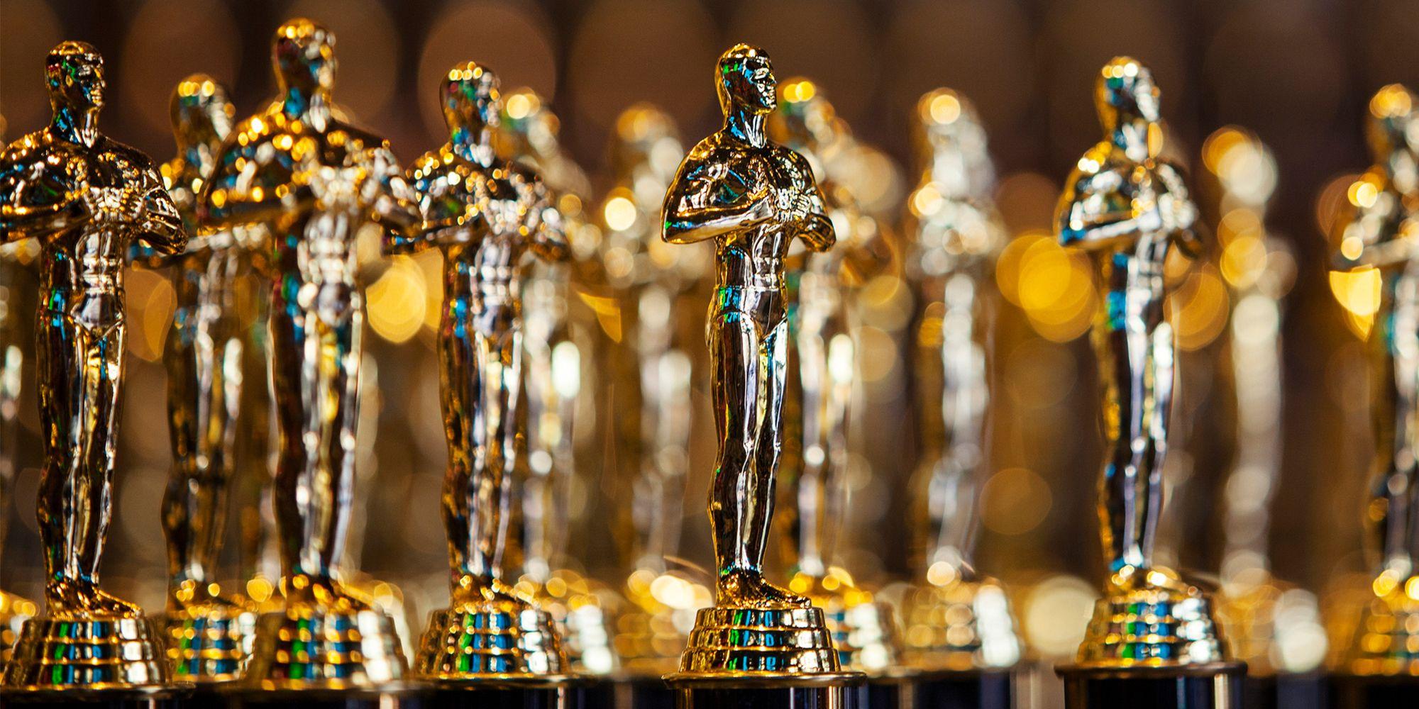 Oscar prizes history