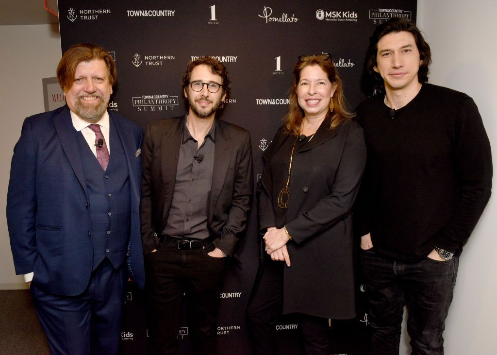 Josh Groban, Adam Driver, and Oskar Eustis on the Art of Education in the Age of Incivility