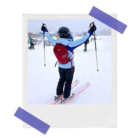Osprey Kresta ski backpack review