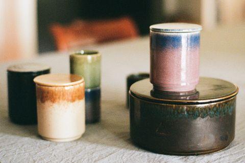 colección de velas osynlig de ikea