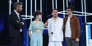 Anne, Bruno y Flavio nominados de la Gala 5
