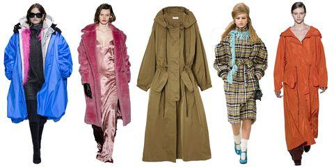 Clothing, Outerwear, Overcoat, Coat, Fashion, Parka, Fur, Jacket, Hood, Trench coat,