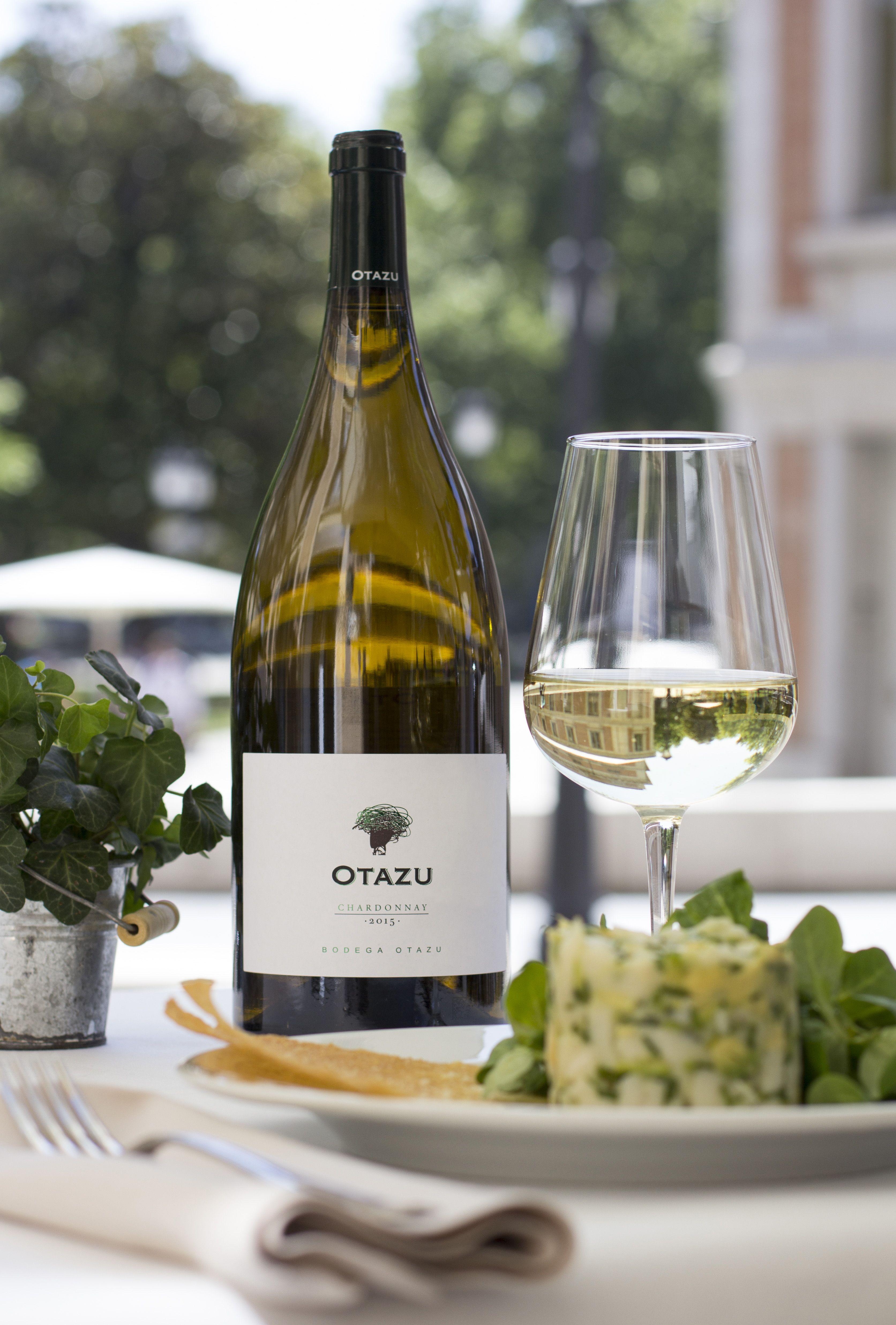 Vino Otazu Chardonnay, 2015