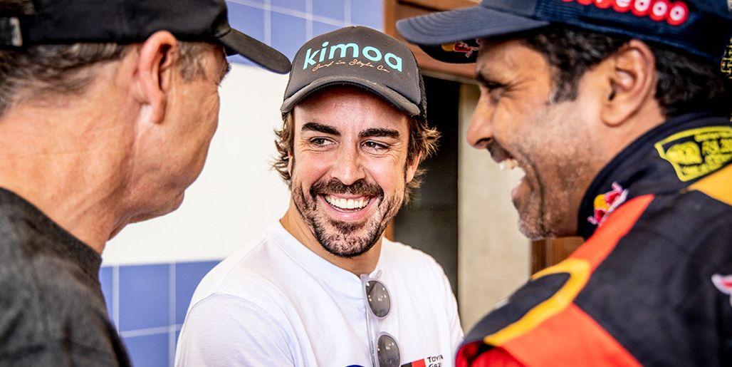 Todo sobre Alonso cover image