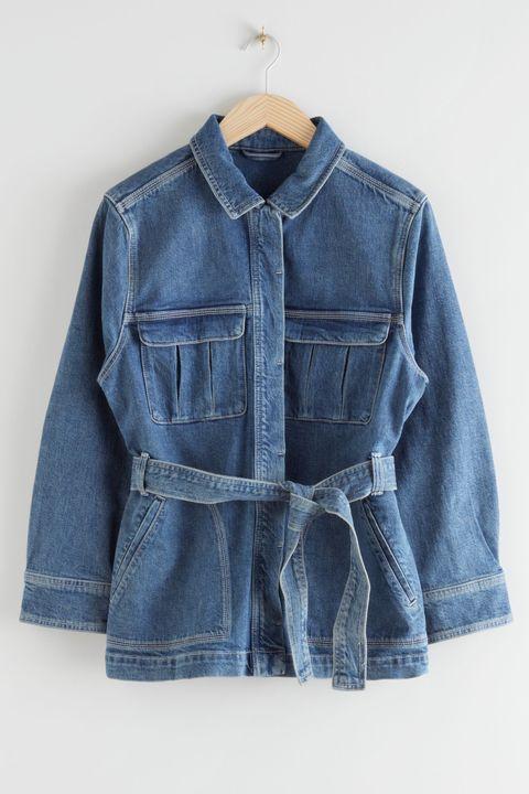 & Other Stories denim jacket, best denim jackets